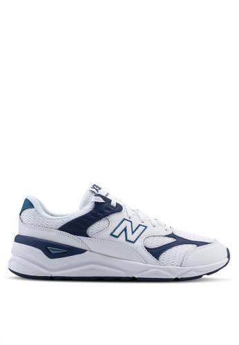 New Balance 白色 X90 休閒鞋 D3E0ASHE152CAFGS_1