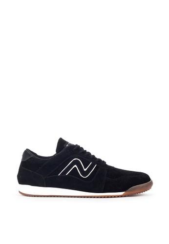 Navara black Carver Black Sneakers AAD97SH2AAE40EGS_1