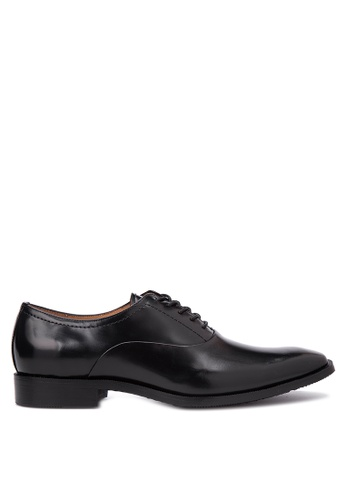 Bristol Shoes black Bancroft  Plain Toe Oxford BR842SH72KCDPH_1