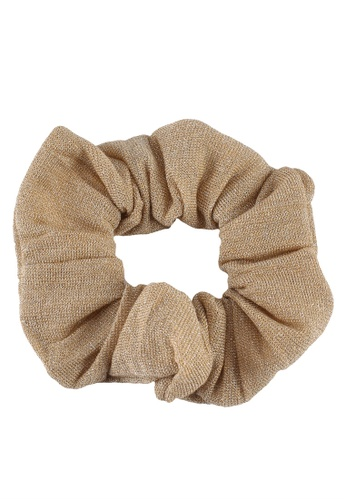 ONLY gold Mille Scrunchie 1BF6BAC49D1C9AGS_1