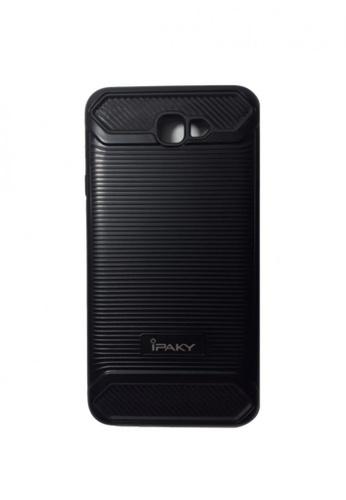 fbb86d8fdae MobileHub black iPaky Tech Armor Shockproof Case for Samsung Galaxy J7 Prime  MO220AC16VOHPH_1
