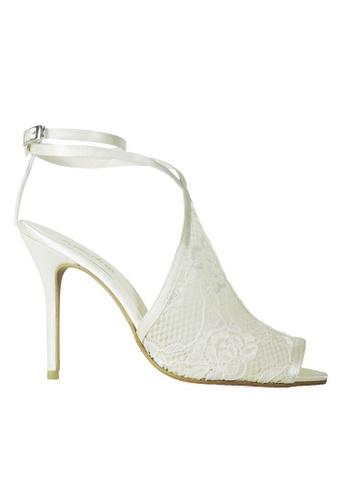 1792695e4 Jacque white Oriental White Heels JA262SH86NEZMY 1. CLICK TO ZOOM
