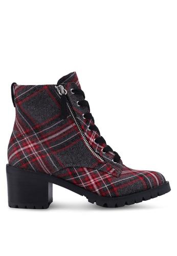 ALDO red Abauvia Boots F2FDASHBE87679GS_1