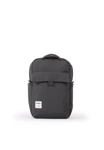 Hellolulu grey Hellolulu Mini Carter Backpack (Iron Gray) BBBFAAC4054F82GS_1