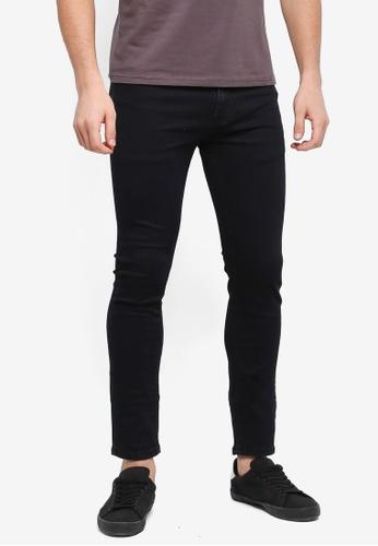 Fidelio 黑色 緊身窄管牛仔褲 18B71AAA6DB702GS_1