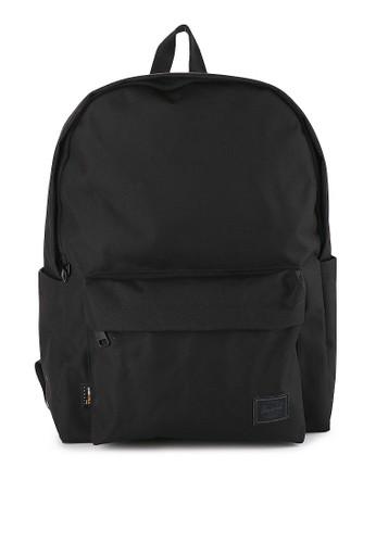Herschel black Berg Backpack - Cordura 6E2EEACC3CD43FGS_1
