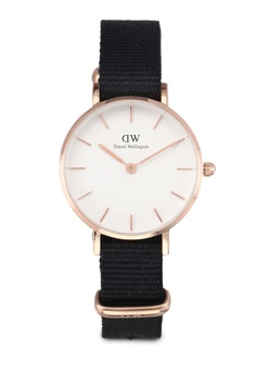 Daniel Wellington gold Petite Cornwall Watch 28mm DA376AC0SBULMY 1 08fa004434