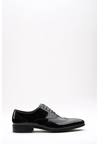 Kings Collection black Pasadena Shoes KI877SH47IVKPH_1
