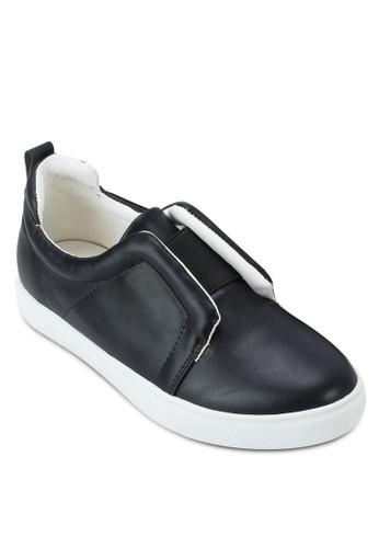 基本款仿皮懶人鞋zalora 泳衣, 女鞋, 休閒鞋