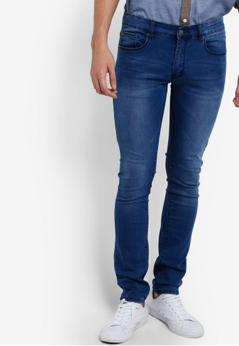 threads by the produce blue Casual Skinny Jeans TH122AA39XLGMY_1