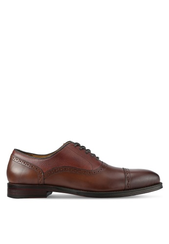 ALDO brown Galoenia Dress Shoes AL087SH0RPSOMY_1