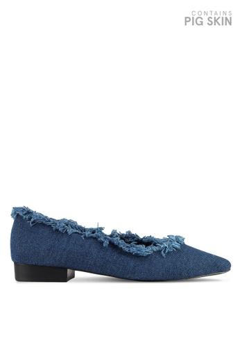 E8 by Miista blue Raven Kitten Heels E8283SH0STI6MY_1