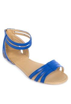 Elaina Flat Sandals