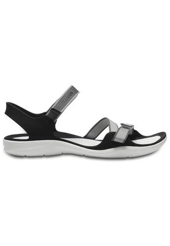 c1daa832ca7f Crocs white Women s Swiftwater™ Webbing Sandal Pwh 1EAC5SHC7080C9GS 1