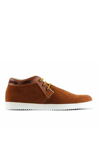 Sogno brown Sepatu Kasual Pria GF.6204 06207SH1FF38F5GS_1