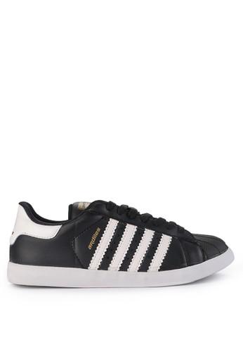 Ardiles black Dominic Sepatu Sneakers 5943ESH6F53071GS_1