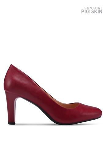 BETSY red Classic Pump Heels EDC57SH2FF4F0BGS_1