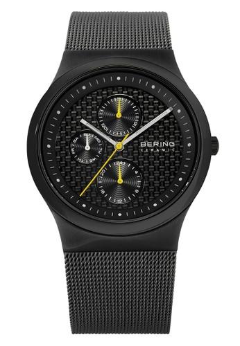 Bering grey Ceramic 32139-222 Grey 39 mm Men's Watch 745E7AC4D3F0F6GS_1