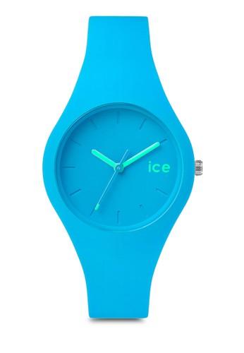 Ice Ola 矽膠esprit 品牌圓錶, 錶類, 休閒型