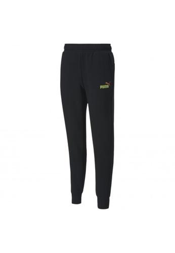Puma black Essentials Men's Sweatpants 82A12AA1419CFFGS_1