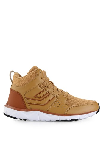 League brown Sigli Sneaker LE825SH62PWZID_1