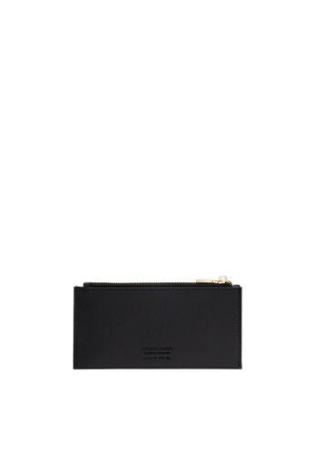 SEMBONIA black SEMBONIA Genuine Leather Pouch (Black) 05ADBACB76B513GS_1