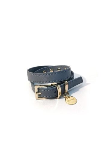 CLOVER blue Clover Reminder Bracelet Blue 352CEAC872EF01GS_1