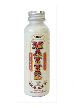Matte Maxxx Super Matte Anti-shine Powder Wash