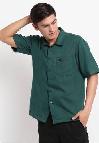 Mellon green Mellon Green Army Knight Pin Shirt 3064FAA33CF1BBGS_1