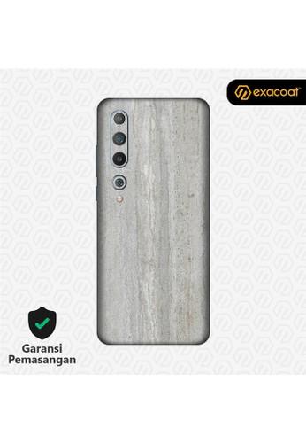 Exacoat Xiaomi Mi 10 3M Skins Stone Series - Concrete 9F883ESF254C49GS_1