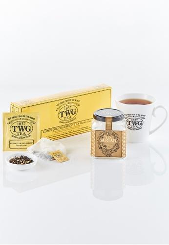 TWG Tea Midweek Survival  Teabag Kit (Comptoir Des Indes) 721D7ES5792D11GS_1