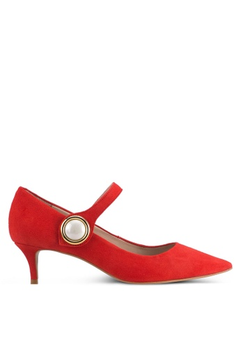 Carvela KG red Argonite Heels CA459SH0SHSWMY_1