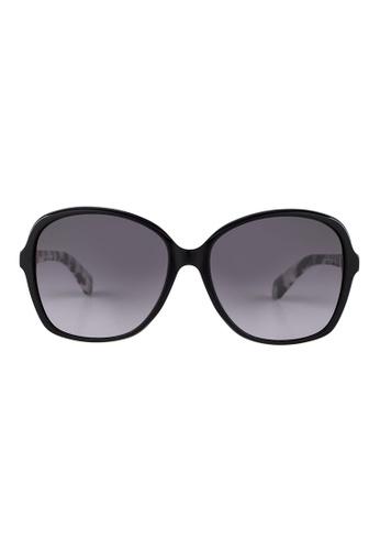 Kate Spade Kate Spade Jacki Black Sunglasses ANWHD KA433AC87JZGMY_1