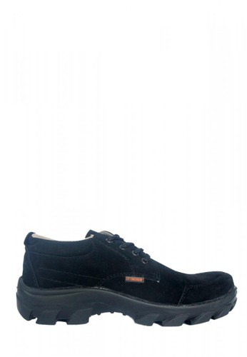 Cut Engineer black Cut Engineer Safety Shoes. Low Boots Core Black CU226SH61RKKID_1
