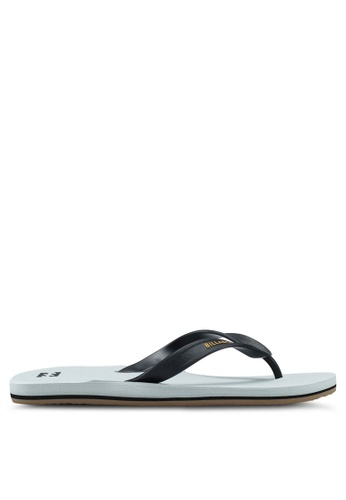 Billabong grey All Day Flip Flops 9E3A2SHC83069CGS_1
