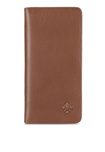 Lumberjacks brown Lumberjacks Leather Wallet LU545AC0RH08MY_1