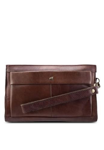 皮革手拿包,esprit專櫃 包, 包