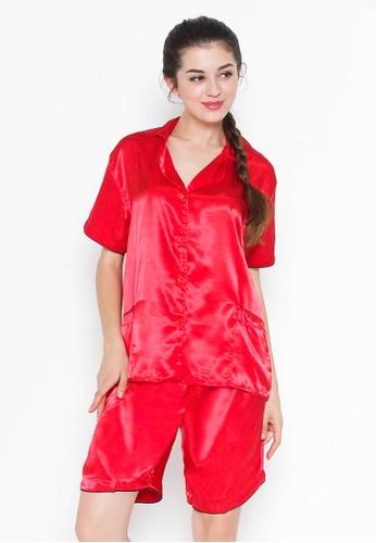 Pajamalovers Savita Red