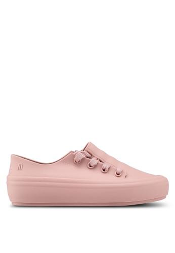 Melissa 紅色 Melissa Ulitsa Ad Sneakers 23DB4SH590A106GS_1