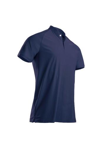 Decathlon Inesis Polo Golf Ultralight Navy - 8587843 94596AAA545310GS_1