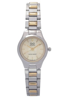 Two Tone Bracelet Watch VG55-400Y
