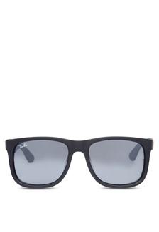 3bab7ea590 Justin RB4165 Sunglasses RA370GL62ZGRSG 1 Ray-Ban ...