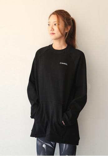 BARREL black Women's Tail Pocket T-ShirtsBlack 20591AA794D2DDGS_1