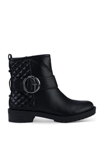 GUESS black Hadasa Boots 5F526SH31CF6B1GS_1