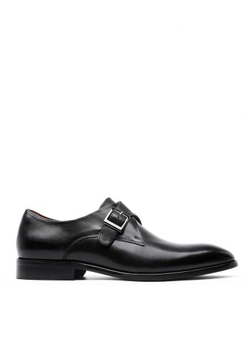 Twenty Eight Shoes Galliano Leathers Monk Strap Shoes DS892703 80380SH9C9990CGS_1