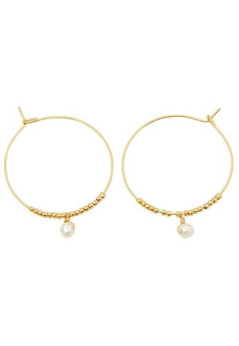 Dear Addison gold Shore Earrings 3C459AC1B5F728GS_1