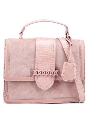 Call It Spring beige Keda Top-Handle Bag 0D608ACC2E8104GS_1