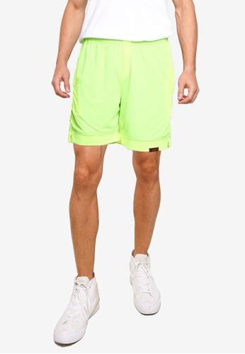UniqTee yellow Jogging Style Bermuda Shorts 713C5AA6399B09GS_1