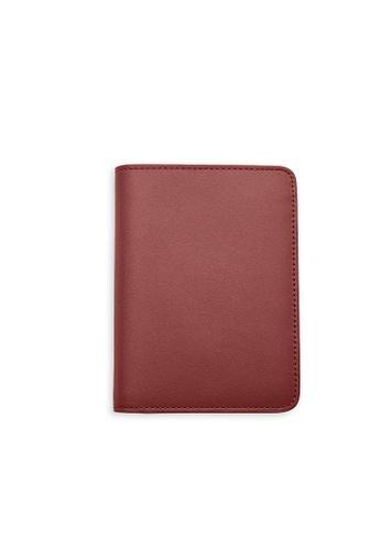 PLAIN SUPPLIES brown ELI I Bifold Wallet in Cognac FD870AC0CF0931GS_1