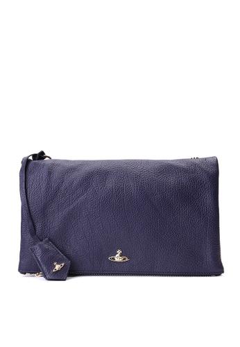 Vivienne Westwood blue VIVIENNE WESTWOOD BALMORAL CROSSBODY BAG 444AEAC53B58F4GS_1
